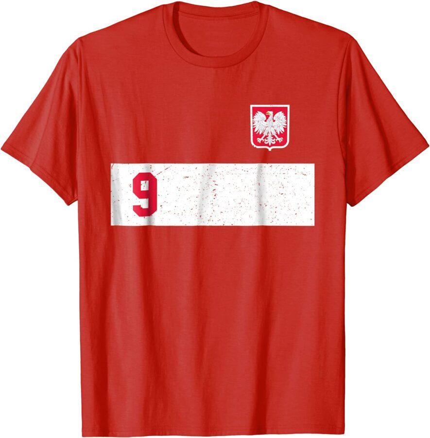 Futbolo rinktinių marškinėliai su tavo vardu bei numeriu
