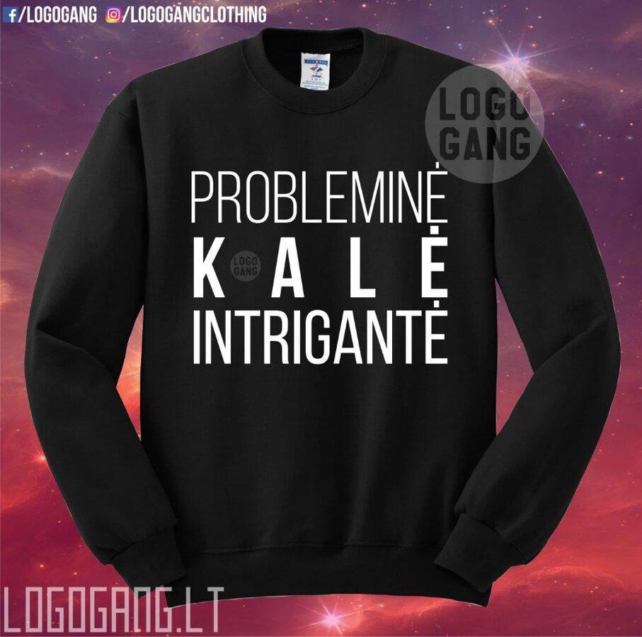 Probleminė Kalė Intrigantė džemperis
