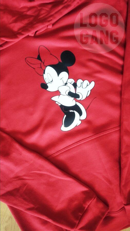 Mickey Mouse Minnie džemperis