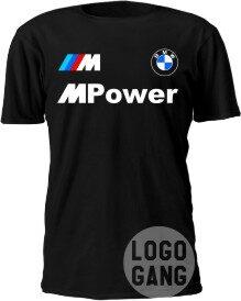 Marškinėliai su auto logo