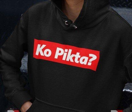 Ko Pikta? džemperis