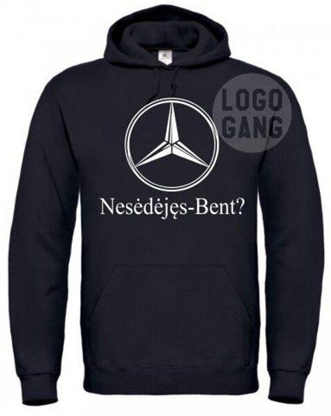 Mercedes Nesėdėjęs Bent džemperis