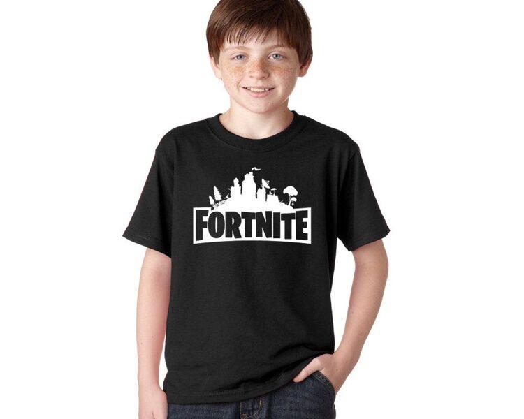 Fortnite vaikiški marškinėliai