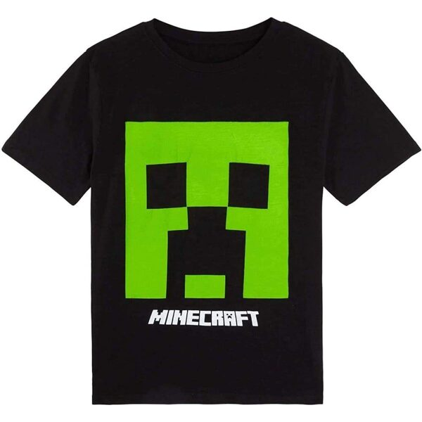 Minecraft vaikiški marškinėliai