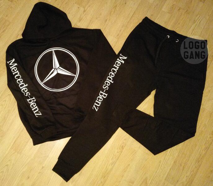 Mercedes Benz treningo kostiumas