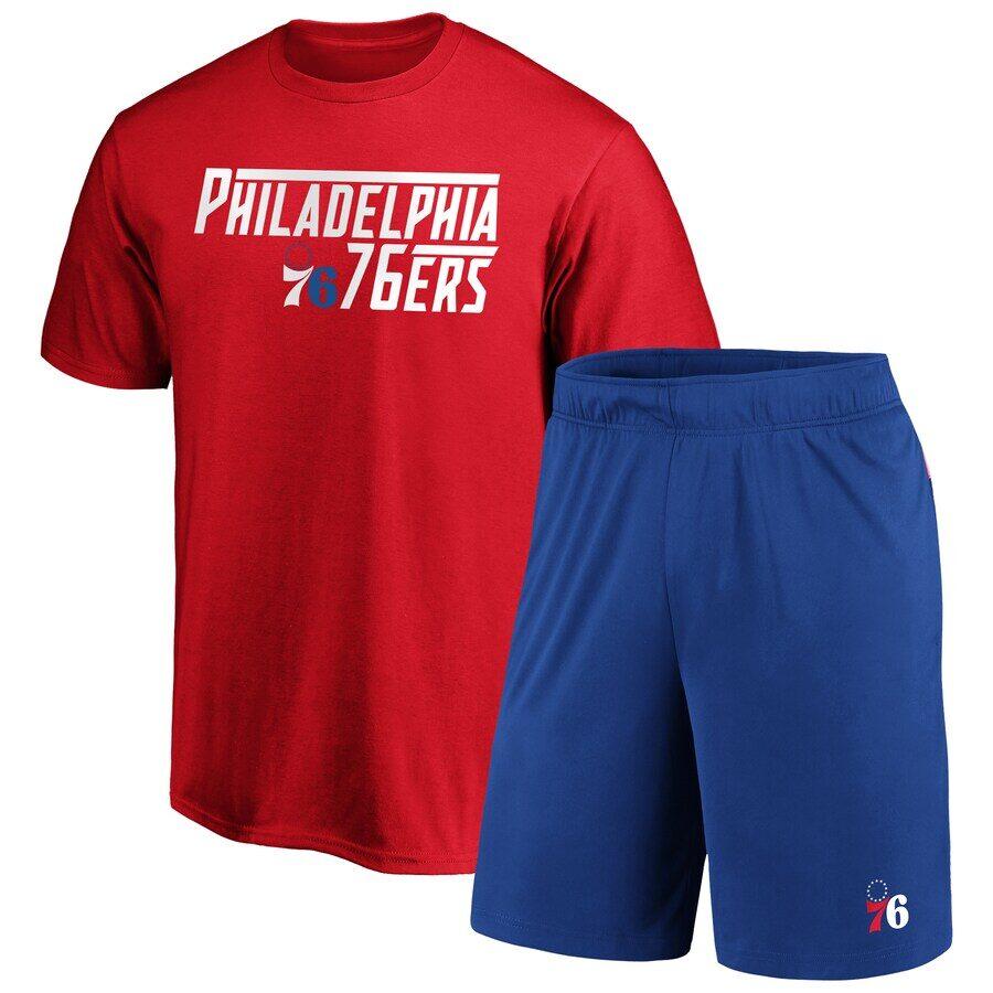 NBA marškinėlių ir šortų komplektas