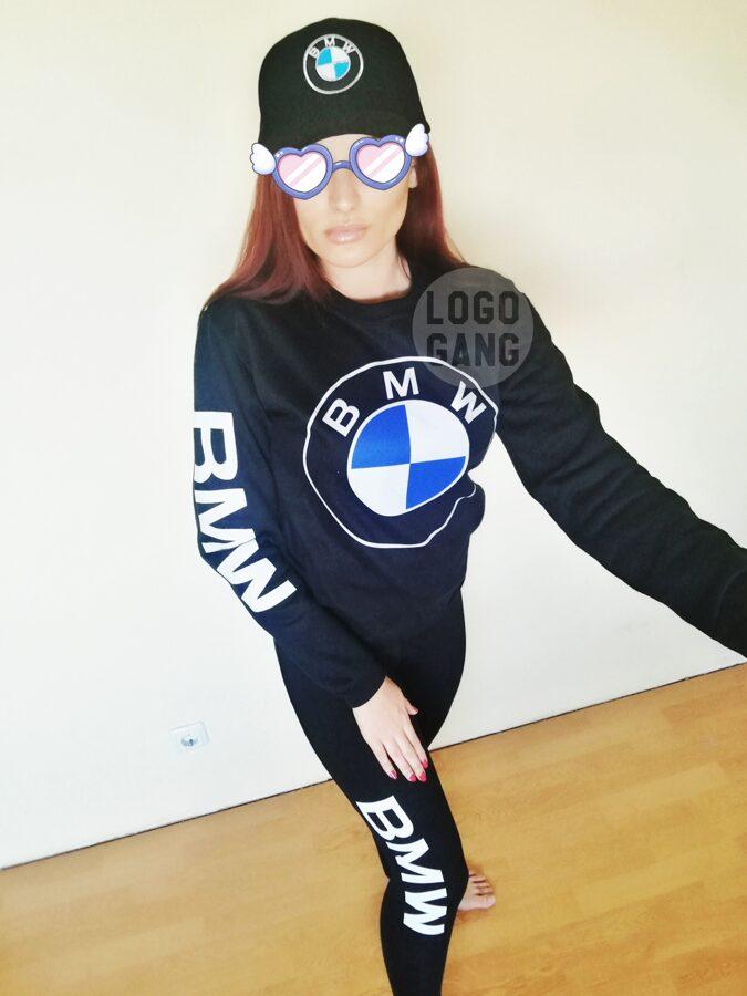 BMW moteriškas treningo kostiumas