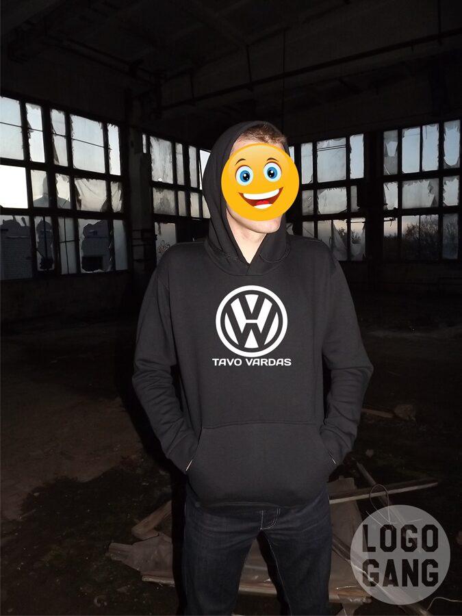 Volkswagen džemperis su tavo vardu